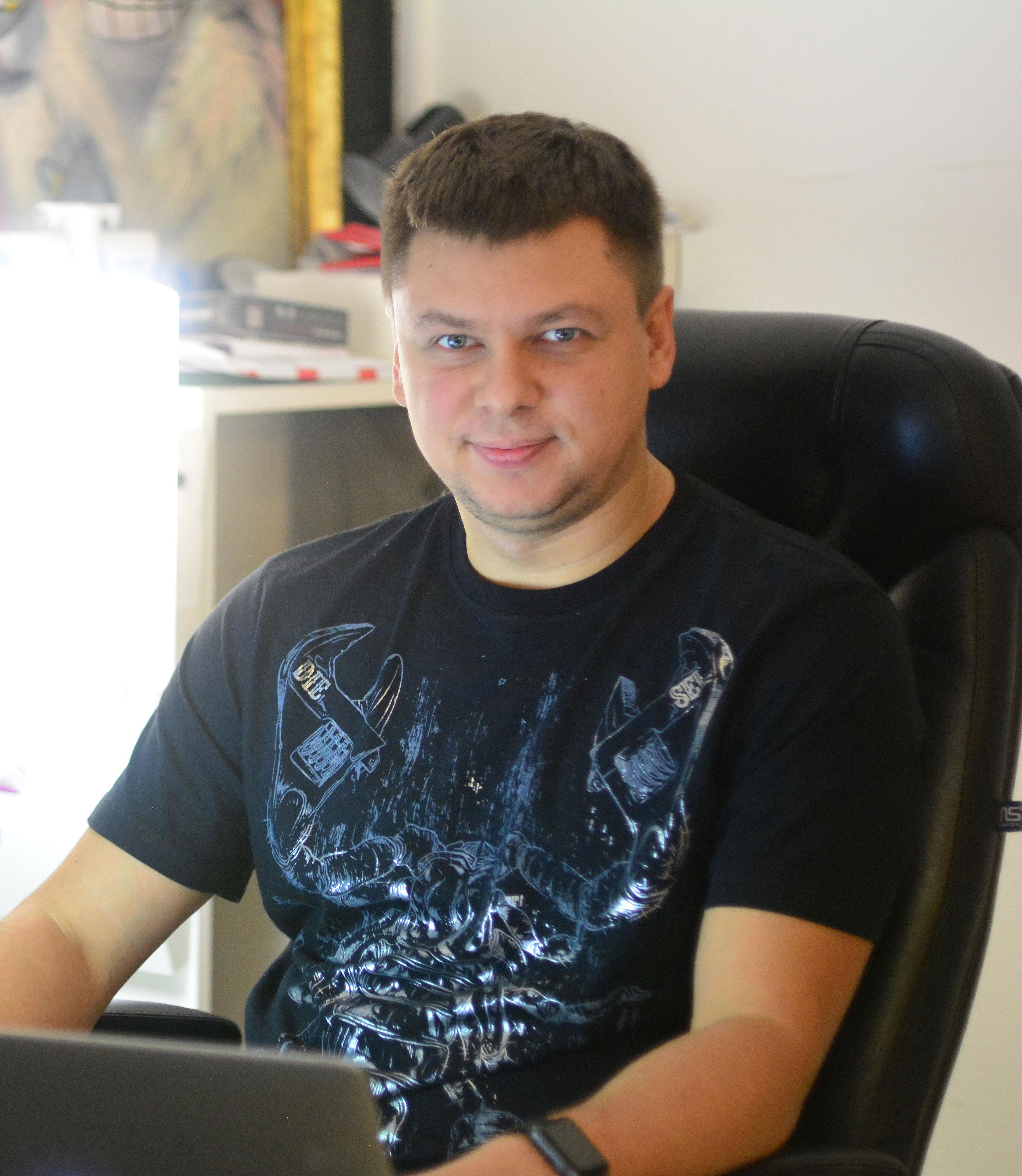 Игорь Томич
